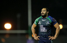 'I feel privileged and grateful': Connacht legend Naoupu calls time on 15-year career