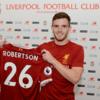 Liverpool seal €9 million deal for left-back Robertson