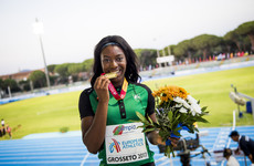 Gold for Ireland! Gina Akpe-Moses wins European U20 100m title