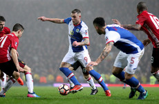 Anthony Stokes on the move after terminating contract with Blackburn