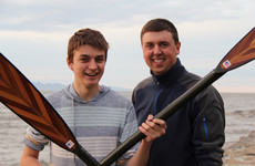 Two young rowers rescued off Cork coast as they tried to row from Canada to Ireland
