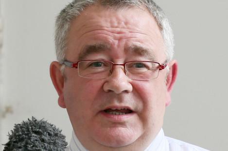Ceann Comhairle Sean Ó Fearghaíl