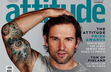 People are loving this Irish rower getting on the front cover of the iconic Attitude Magazine
