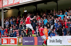Another spectacular League of Ireland strike but Bray's crisis still goes from bad to worse