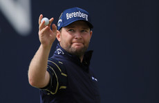 Hail Branden, full of Grace! South African blitzes The Open with the first 62 in major history