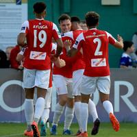 10-man Sligo earn valuable point as battle against relegation continues