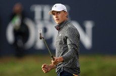 McIlroy fades away as Jordan Spieth's faultless Open performance continues