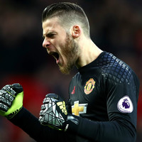 'I can guarantee he's not going this season': Mourinho rules out De Gea move