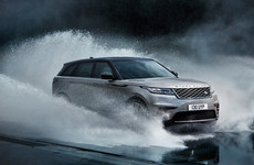The Range Rover Velar has landed in Ireland