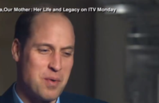 Prince William on the time Diana organised three supermodels to greet him for his birthday