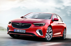 Opel revives the much-loved GSi badge for its new Insignia