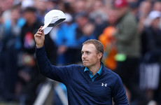 Jordan Spieth holds his nerve to land British Open in astonishing fashion