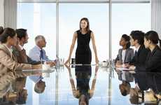 Sitdown Sunday: Why aren't more women CEOs?