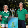 Injury returnees and one uncapped player in Ireland squad for home World Cup