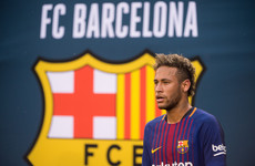 Neymar staying put at Barcelona, says teammate Pique in cryptic tweet