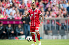 'No way' - Ancelotti dismisses rumours linking Arturo Vidal with summer move to Manchester United