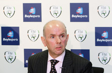 After 35 years at his gambling empire, John Boyle has stepped down as head of BoyleSports