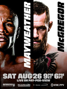 Tickets go on sale for Mayweather-McGregor today and the cheapest will set you back €430
