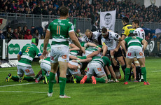 Italian Rugby Federation take control of Zebre after attempted Pro12 withdrawal