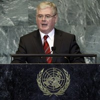 'Internet freedom' is Government priority, Gilmore tells UN