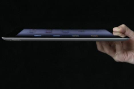 File photo of the iPad 2