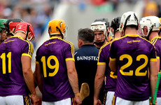 'I'll take a bit of time, but I couldn't speak highly enough of them' - Davy to reflect on Wexford future
