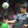 'There were no hard feelings': Eamonn Fitzmaurice on Brendan Kealy's Kerry departure