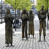 No plans for Famine exhibition - because there aren't enough artifacts left