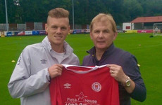 St Pat's bolster their squad by signing former Limerick and Cork City midfielder