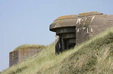 The remains of the Nazis' 'Atlantic Wall' defences are being used to lure tourists to Holland