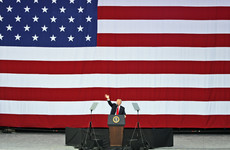 Trump criticises Obama, threatens cabinet member and says America needs 'loyalty' - in speech to 24,000 Boy Scouts