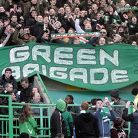 'Celtic is not a political arena' - Brendan Rodgers unhappy with club's Green Brigade supporters
