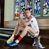 'The more games, the more you learn': Cork keeper Collins is one of the busiest youngsters in hurling