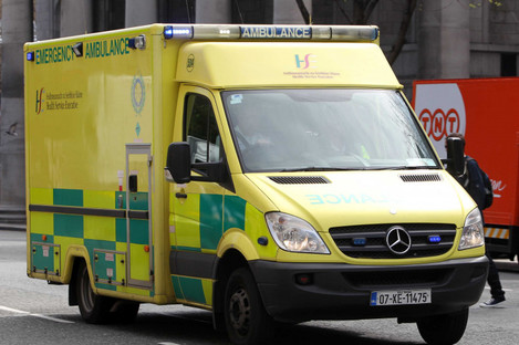 """File photo. The HSE said in a statement that a """"disagreement"""" occurred between two staff members on Saturday night."""