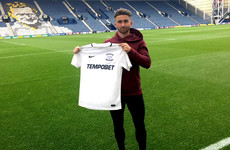 'The lad's been here one day!' Preston boss impressed by Seanie's instant impact