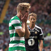 Celtic lucky to escape first leg against Dundalk's victors with a draw