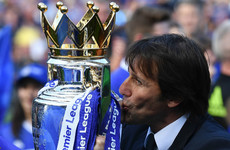 Conte takes shot at Spurs' ambitions after Levy's spending comments