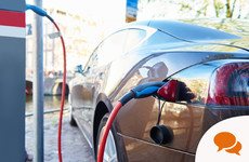 Eamon Ryan: 'Electric cars are about to go mainstream in a dramatic way'