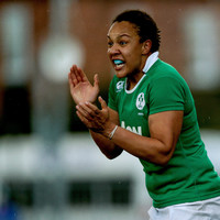 Sophie Spence eagerly, nervelessly embracing countdown to World Cup