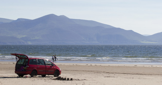 7 stunning Irish beaches where you can park right by the water