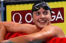 Lucky 13! Ledecky rebounds from first World Championship loss with US relay gold
