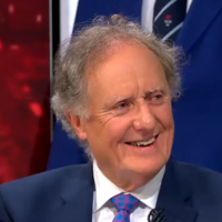 'Ah Jaysis': Vincent Browne was his usual self last night even with a fitting choral sendoff