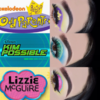 A Twitter MUA has created some very impressive eye makeup looks inspired by kids TV shows