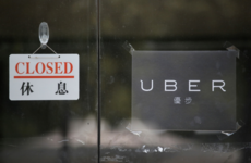 Uber's ridesharing plans for Ireland may have suffered their final setback