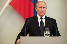Putin slams 'anti-Russia hysteria' after US imposes sanctions