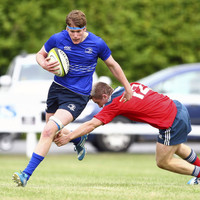 Ireland U20 forwards Jones and Regan make switch from Leinster to join Ulster academy