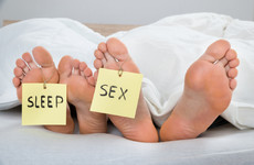 Sleep or sex? The battle between the two could be wired into our brains