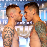 Homecoming fight no longer WBC title eliminator for Frampton as he misses weight