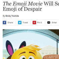 Some of the reviews for The Emoji Movie are so brutal that they're going viral