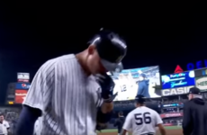 Yankees rookie manages to break his tooth celebrating a home run